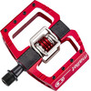 Crankbrothers Mallet DH Pedal red